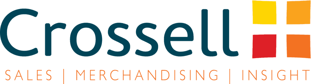 Crossell Sales Merchandising Insight logo